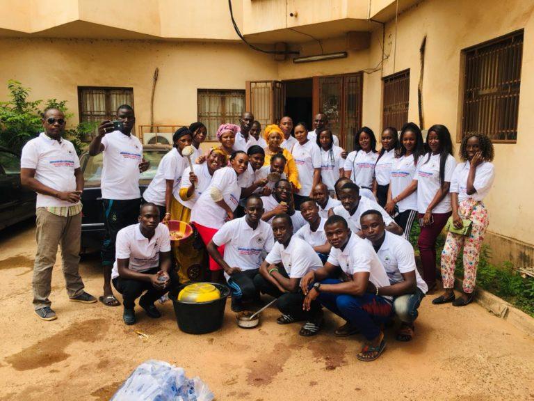 HUMANITAIRE : L'association ''Nyongon Dèmè Ton'' montre le bon exemple