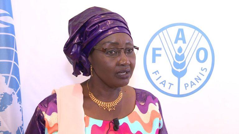Visite de Terrain: La 3eme région reçoit  Mme le Ministre de l'Élevage et de la Pêche