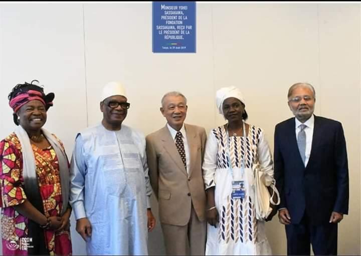 Coopération Mali-Japon : Sassakawa entend renforcer le partenariat pour une augmentation durable de la productivité agricole et les revenus des populations rurales du Mali
