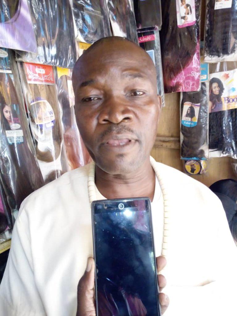 Communauté Nigériane du Mali : Après être auditionné par le Tribunal de la Commune IV, le vice-président de la diaspora Nigériane au Mali, M. Canice  a accordé une interview au journal « L'œil du Péon »