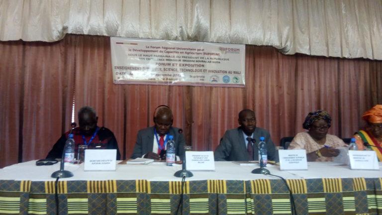 RUFORUM : Le soutien de l'Enseignement Supérieur agricole africaine au cœur des préoccupations