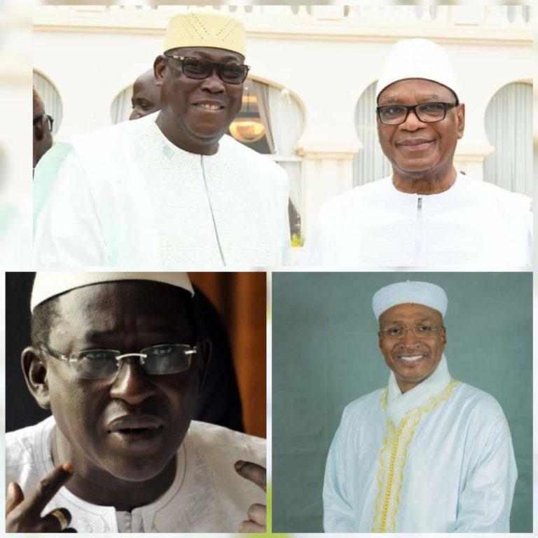 Vacarme politique: Bakary TOGOLA aurait-il détourné le vote des paysans au profit d'IBK a la défaveur de Soumaila CISSE et de Aliou Boubacar DIALLO lors de la Présidentielle de 2018 ?