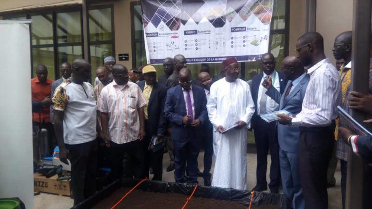 PROMOTION DES SYSTÈMES DE POMPAGE À ÉNERGIE SOLAIRE : La FAO outille les acteurs du domaine agricole