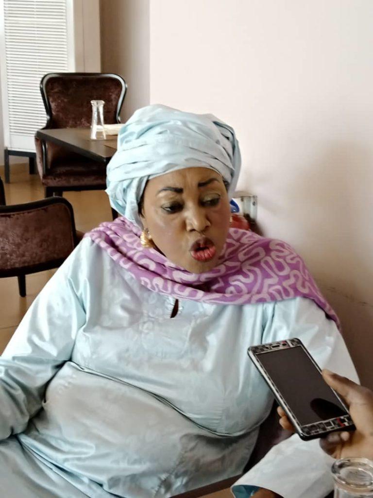 Rôle de la femme et de l'éducation des enfants des éleveurs pasteurs pour l'apaisement dans la transhumance transfrontalière: Madame Kady FALL TALL du Senegal explique