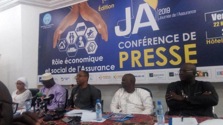 Première édition de la JA (Journée de l'Assurance): les préparatifs vont bon-trait dixit Oumar N'DOYE, Président du CCAM