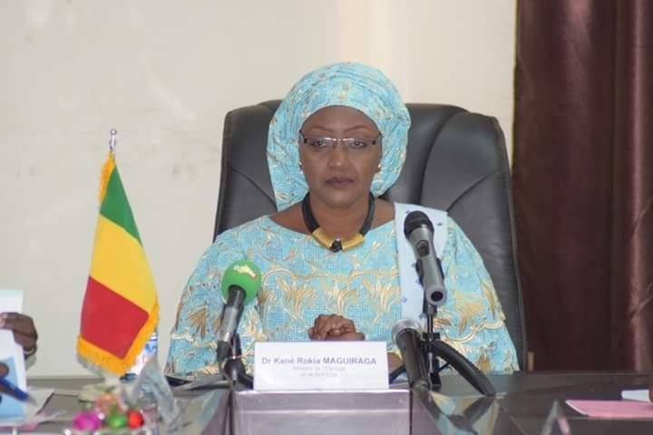 Ministre de l'Élevage et de la Pêche: Comité d'Orientation et de Pilotage du Projet Régional d'Appui au Pastoralisme Sahel