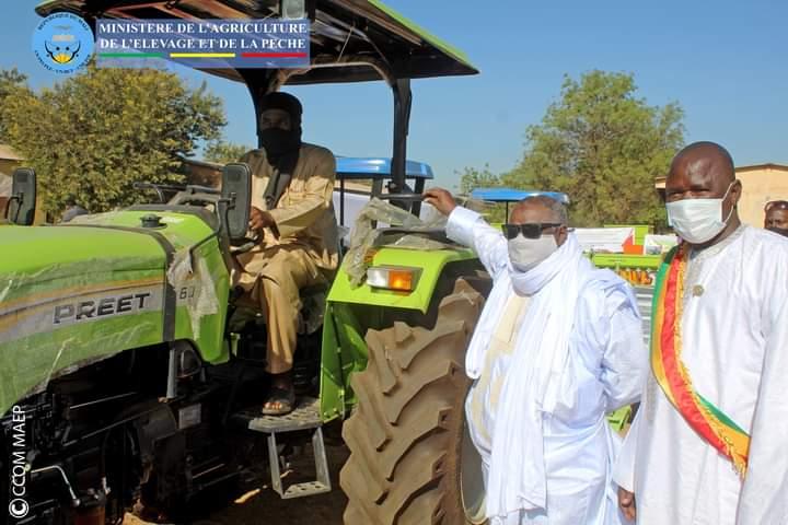 Ministère de l'Agriculture, de l'Elevage et de la Pêche: Mohamed Ould Mahmoud « notre Agriculture aspire à être une agriculture moderne, durable et compétitive »