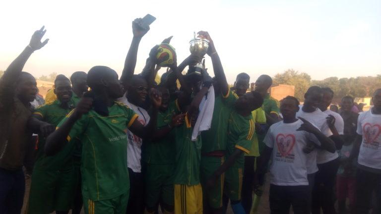 YELEKEBOUGOU: FC Tourbillon remporte la coupe du Maire Issa TRAORE