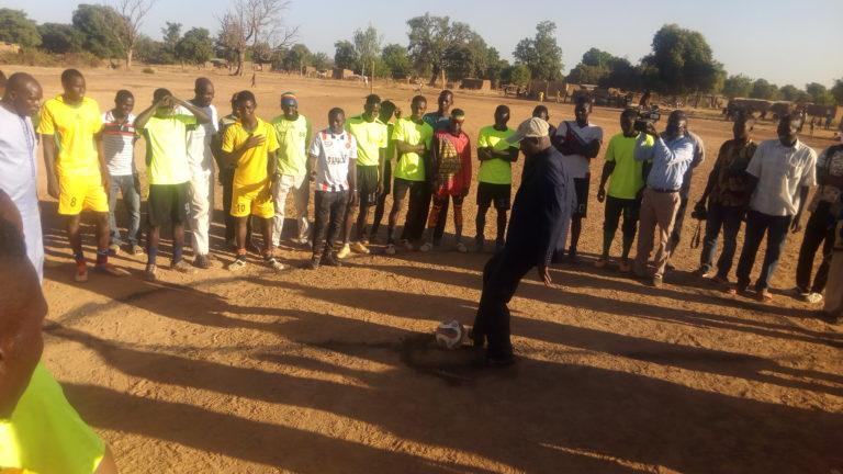 Football facteur de cohésion sociale: les villages Soninkégny et Fiya à l'œuvre