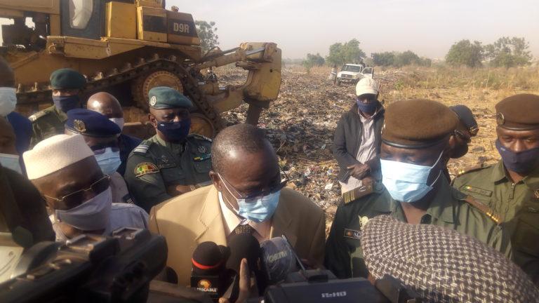 Bamako: Force doit rester à la loi, la zone dite zone prioritaire de la zone aéroportuaire débarrassée des constructions illicites