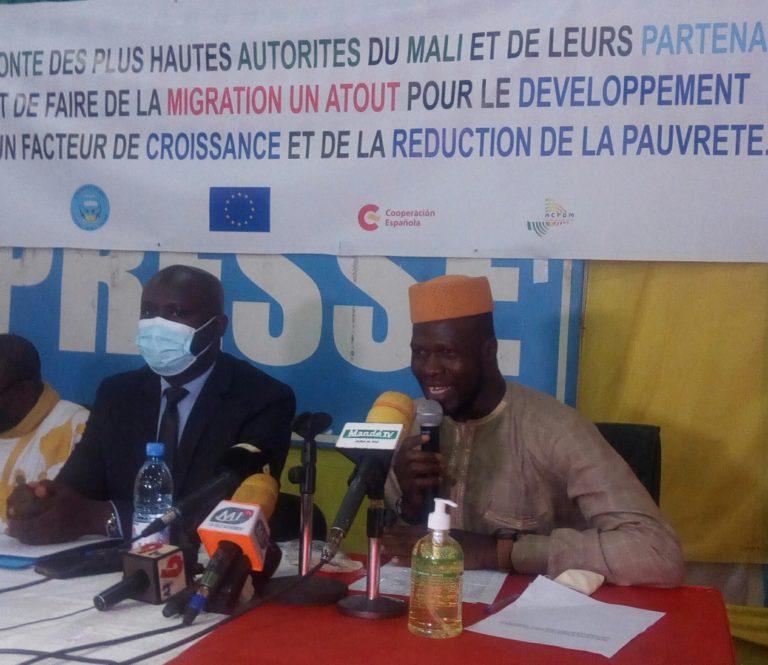 Faire de la Migration un facteur de développement au Mali: l'ACPDM lance un projet prometteur