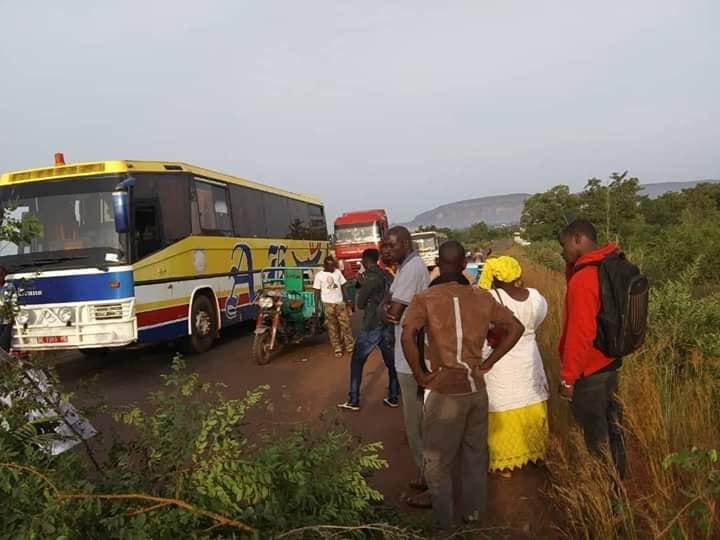 Forêts du Baoulé: Un couloir à mort pour les usagers de la route Kati-Kita