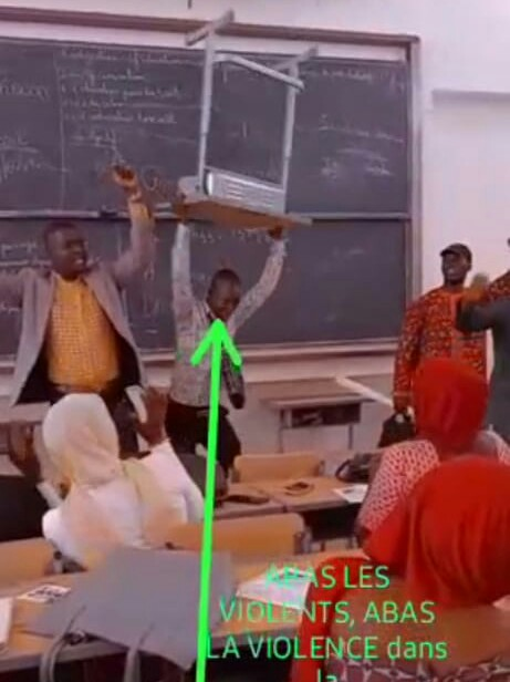 FSHSE: Souleymane Goro alias Massa Solo boycotte la campagne de la coalition «Mouvement d'Ensemble» au profit de Daouda Koné alias Diesel