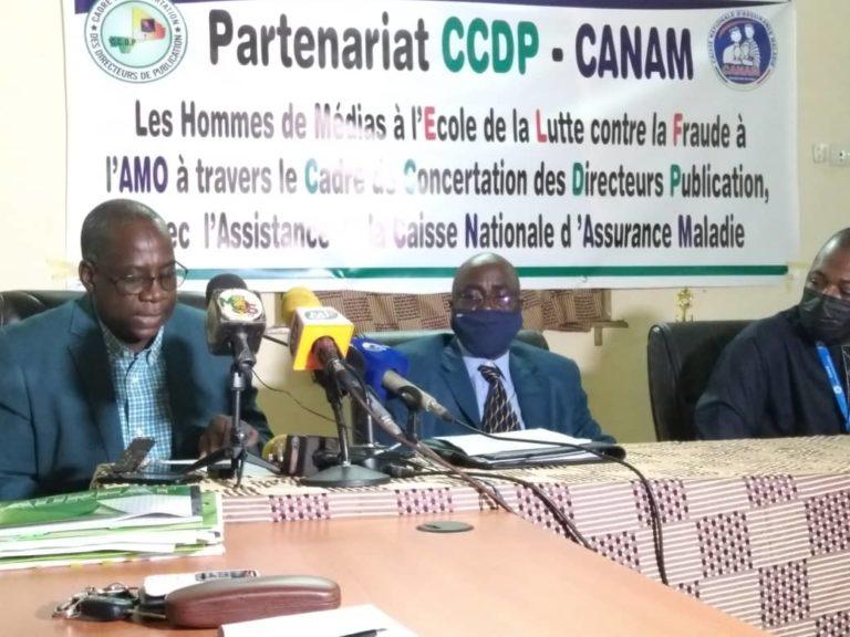 CCDP-CANAM : La formation des hommes de médias au cœur d'un partenariat fécond