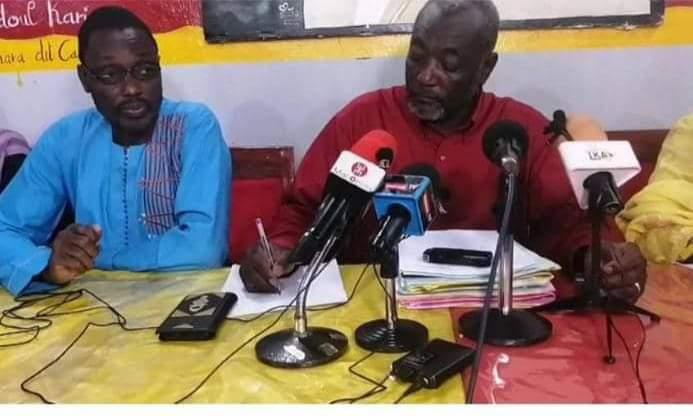 Mali: Le parti Solidarité Africaine pour la Démocratie et l'Indépendance (SADI) en conférence surla situation politique nationale