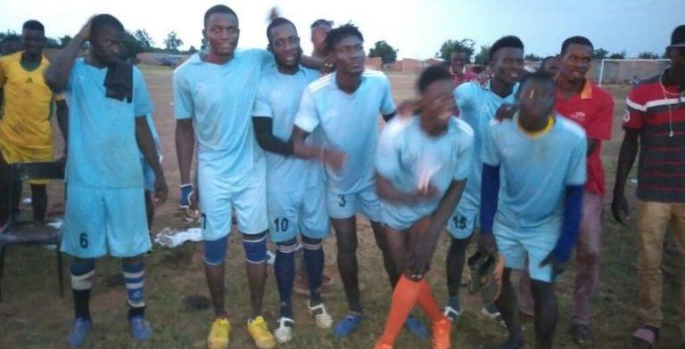 Célébration du 22 septembre (61 ans du Mali) à Soninkégny : Le foot football en fait l'apothéose