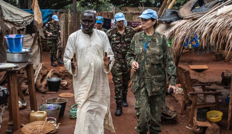 LES FORCES ONUSIENNES HUEES DANS UNE LOCALITE DU MALI: Enfin, pourquoi c'est toujours le cas dans les pays où l'ONU intervient?