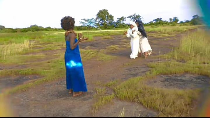 Ciné Maggic Babemba: le film Kalékan « le serment » presenté aux cinéphiles de Bamako