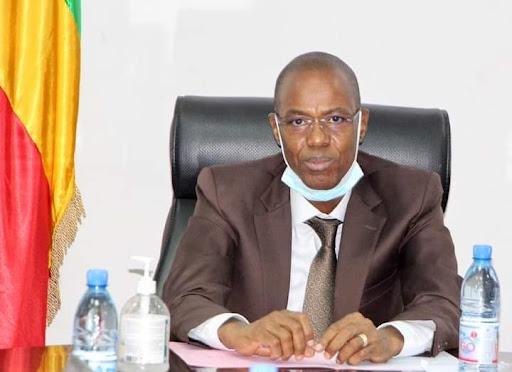 MARCHE FINANCIER REGIONAL : Le Ministre de l'Économie et des Finances a reçu le Directeur Général de la Bourse Régionale des Valeurs Mobilières de l'UEMOA (BRVM)
